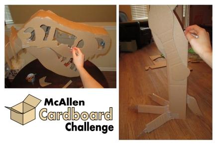 McAllen Cardboard Challege-1